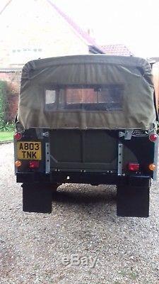 Series 3 Land rover Long wheelbase ex military