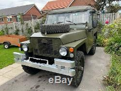 Series 3 Lightweight Land Rover