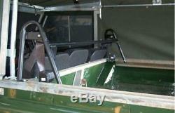 Soft Top Front Seat Belt Bar For Land Rover Defender / Series