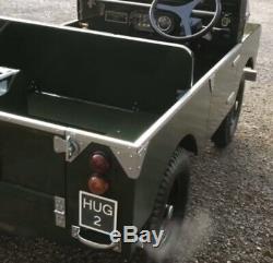 Toylander Classic Vintage Land Rover Series 1 Childs Totrod Pedal Car