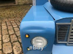 Toylander Land Rover Series 2A (Two electric motors)