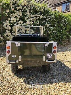 Toylander Land Rover Series 2