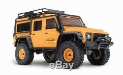 Traxxas TRX-4 Trophy Scale Trail Crawler Land Rover Karosserie komplett + Reifen
